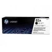 HP CF283A 黑色碳粉匣 【滿5千送陶板屋餐券序號-1月中簡訊發送】