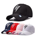 鹿晗同款字母LH7刺繡棒球帽 5色【E297379】
