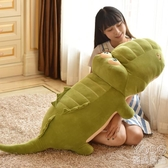 軟體趴趴鱷魚公仔毛絨玩具可愛韓國睡覺抱枕大號女生布娃娃萌禮物『優尚良品』YJT