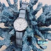 女士手錶 喜歡藍色的必須擁有 百搭怎么戴都好看 清新簡約手錶男女款