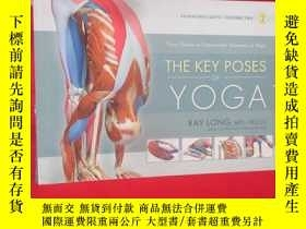 二手書博民逛書店The罕見Key Poses of Yoga (大16開) 【詳