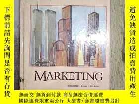 二手書博民逛書店MARKETING罕見SECOND EDITIONY203004