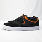 DC KALIS VULC S 滑板鞋 休閒鞋 公司貨 300576BO1 男款 黑橘【iSport愛運動】