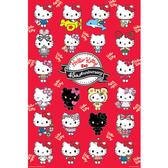 【P2 拼圖】三麗鷗 Hello Kitty 經典時尚 45周年系列 (1000片) HP01000-127
