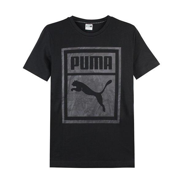 PUMA 男 流行系列經典短袖T恤(M)  圓領T(短)- 57479161