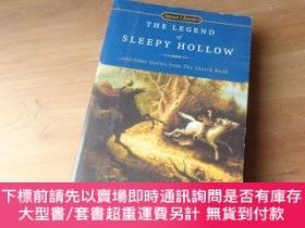 二手書博民逛書店The罕見Legend of Sleepy Hollow and Other Stories From the S