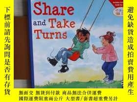 二手書博民逛書店Share罕見and take turnsY22725