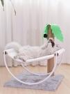 貓跳臺 貓搖椅貓爬架貓抓柱貓樹貓床躺椅貓咪磨爪抓板貓架子玩具TW【快速出貨八折下殺】