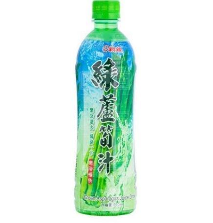 親親蘆筍汁530ml*8瓶【合迷雅好物超級商城】