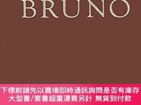 二手書博民逛書店Bruno,罕見Or On The Natural And Divine Principle Of Things奇
