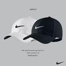 IMPACT NIKE Swoosh logo Cap 老帽 黑 白 棒球帽 透氣 892651-010 892651-100