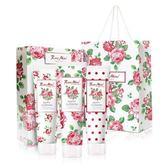 現貨 韓國 EVAS 玫瑰香水護手霜禮盒 (3入) 附提袋 ◎花町愛漂亮◎LJ