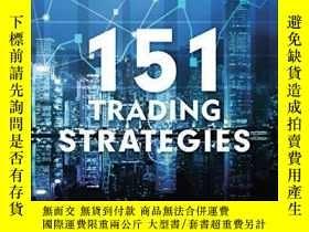 二手書博民逛書店151罕見Trading StrategiesY256260 Zura Kakushadze Springer