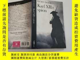 二手書博民逛書店karl罕見xII:s spionY221455 不祥 不祥