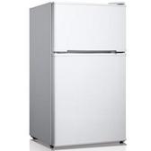 【SAMPO聲寶】100L 定頻直冷二門冰箱 SR-A11G