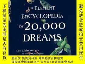 二手書博民逛書店The罕見Element Encyclopedia Of 20