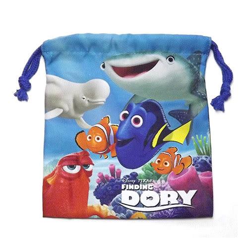 《SHO-BI》海底總動員2:多莉去哪兒 布面束口袋★funbox生活用品★_SB73947