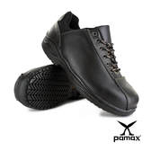 PAMAX 帕瑪斯高抓地力安全鞋 ★頂級皮革安全鞋★鋼頭工作鞋★有特大尺碼 ※ PA03301FEH-男女