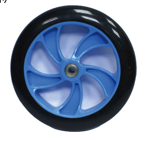 義大文具~成功 滑板車大輪20cm(含培林) 滑板車用