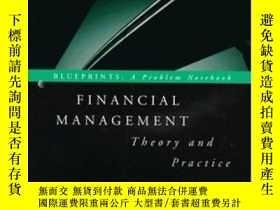 二手書博民逛書店Financial罕見Management: Theory An