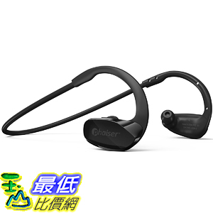 [8美國直購] 耳機 Phaiser BHS-530 Bluetooth Headphones for Running, Wireless Earbuds for Exercise or Gym Workout,