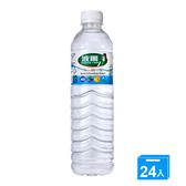 波爾天然水600ml*24入/組【愛買】