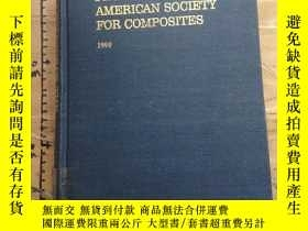 二手書博民逛書店PROCEEDINGS罕見OF THE AMERICAN SOCIETY FOR COMPOSITES.1990.