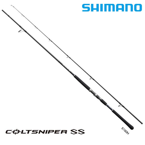 漁拓釣具 SHIMANO COLTSNIPER SS S100M (岸拋鐵板竿)
