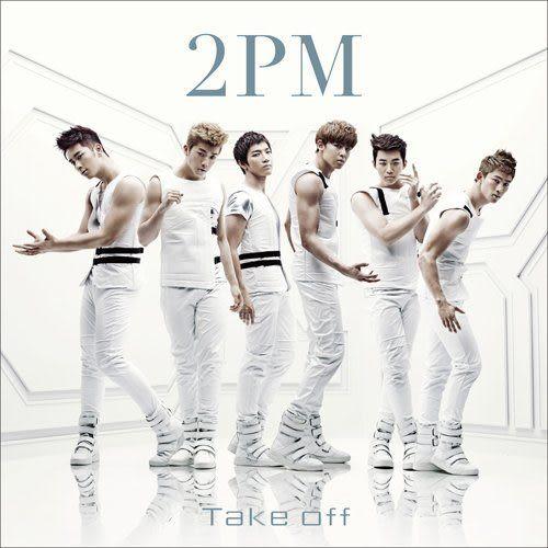 2PM Take Off 單曲CD Only 普通版  (音樂影片購)