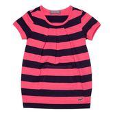 『小鱷魚童裝』壓摺條紋洋裝(10號~16號)339307