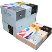 【奇奇文具】【PAPERLINE 彩色影印紙】150進口A4 淺橘色80P 影印紙 (5包/箱)