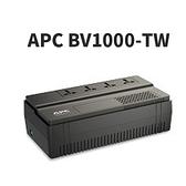 APC Easy BV1000-TW UPS 在線互動 1000VA 600W 不斷電系統