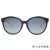 Dior 太陽眼鏡 Confident 1F QFEHD (黑-金) 百搭款 墨鏡 久必大眼鏡