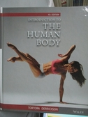 【書寶二手書T4/大學理工醫_XEZ】Introduction to the Human Body_Tortora, G