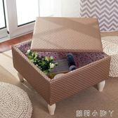 榻榻米坐墊日式簡約現代實木小戶型飄窗桌子窗台儲物小矮桌子茶幾炕桌 igo蘿莉小腳ㄚ
