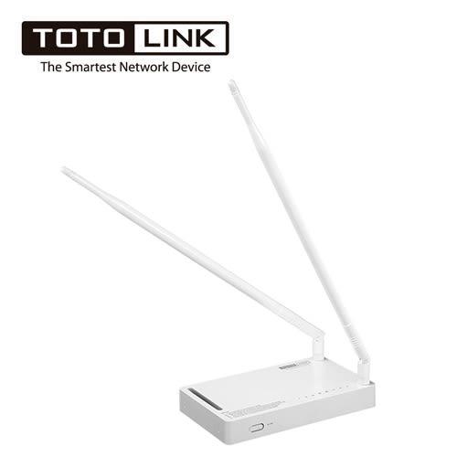 TOTOLINK N300RH 高功率極速廣域無線分享器【本月促銷▼原價:990】