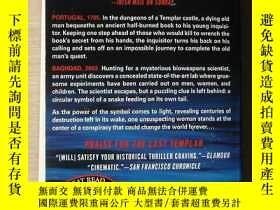 二手書博民逛書店英文原版:THE罕見SANCTUARY 2008年初版6239