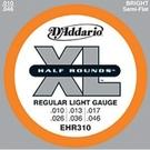 【缺貨】D'Addario EHR310電吉他弦(10-46) 【DAddario吉他弦專賣店/進口弦/EHR-310】