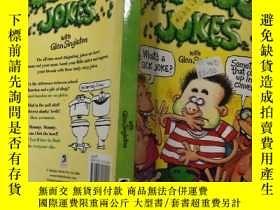 二手書博民逛書店gross罕見jokes:粗俗的笑話Y200392