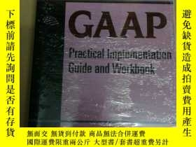 二手書博民逛書店Wiley罕見GAAP: Practical Implement