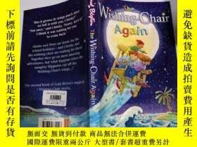二手書博民逛書店THE罕見WISHING-CHAIR AGAIN : 又是許願椅Y200392