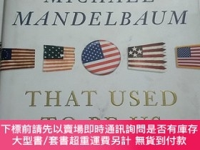 二手書博民逛書店That罕見Used to Be Us:How America Fell Behind in the World