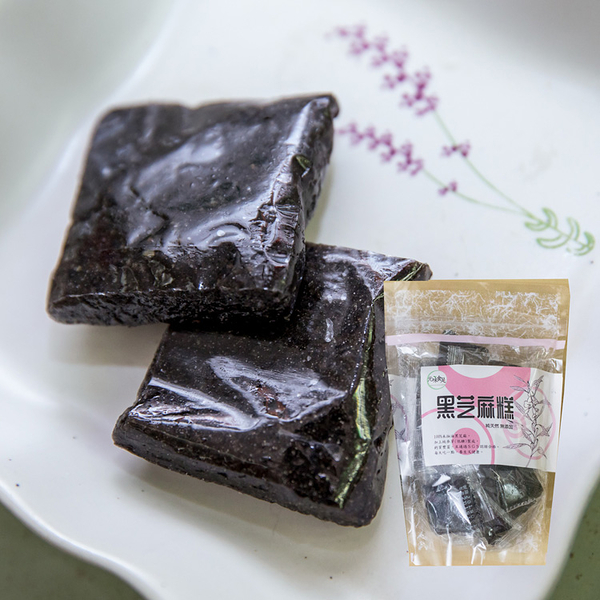 元昕辰-原味黑芝麻糕