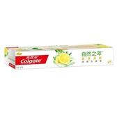 高露潔自然之萃純淨清新牙膏120g【愛買】