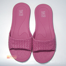 一體成型平底拖鞋 編織皮紋家居拖鞋 防滑塑料家居拖鞋 防滑浴室拖鞋 耐穿防滑 【SV8016】BO雜貨