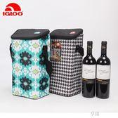 紅酒保溫袋手提便攜葡萄酒冰包保冰袋加厚保鮮冷藏袋 享購