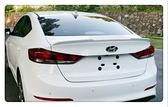 【車王小舖】現代 Hyundai Super Elantra 尾翼 壓尾翼 定風翼 導流板