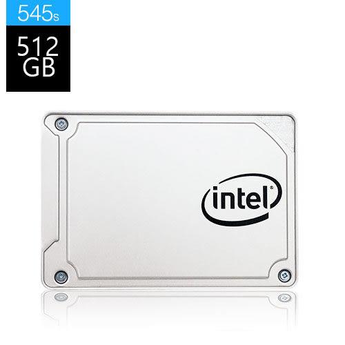 Intel 英特爾 545s Series 512G B 2.5吋 SSD 固態硬碟