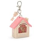 【震撼精品百貨】新娘茉莉兔媽媽_Marron Cream~Sanrio 兔媽媽溫馨房屋造型亮燈鑰匙圈#94341