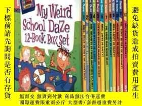 二手書博民逛書店My罕見Weird School Daze 12-Book Box Set (Books 1-12) 我的迷糊奇怪